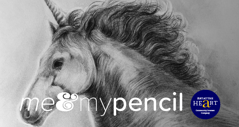 Me & My Pencil: How To Draw A Unicorn